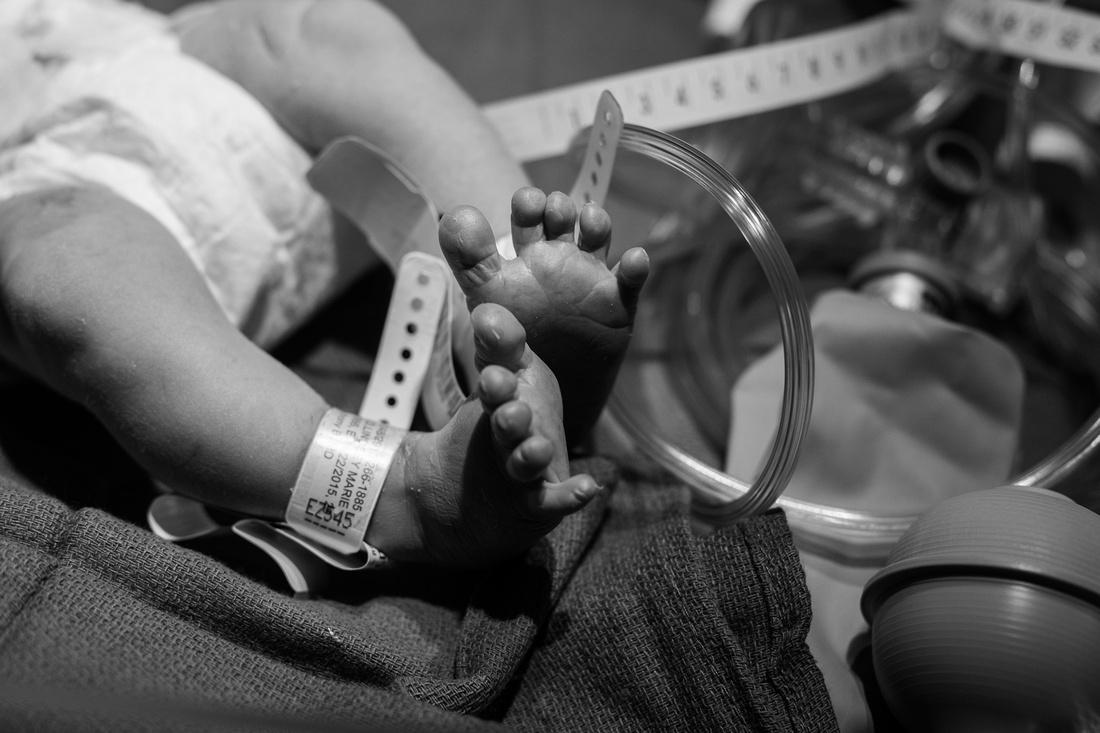 Alonya Photography | Natural Cedars Sinai Birth {Los Angeles Birth